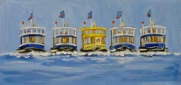 DANCE OF THE WATER TAXIS